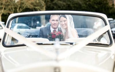 Dryburgh Abbey Wedding – Part Two