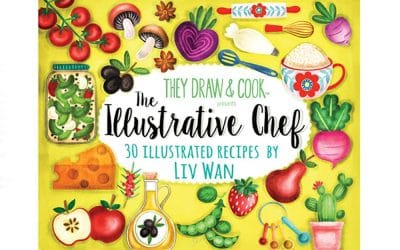 The Illustrative Chef 30 Illustrated Recipes