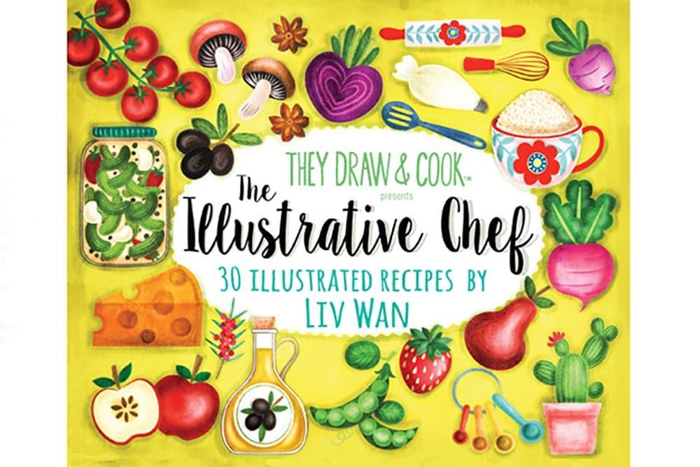 the illustrative chef cook book
