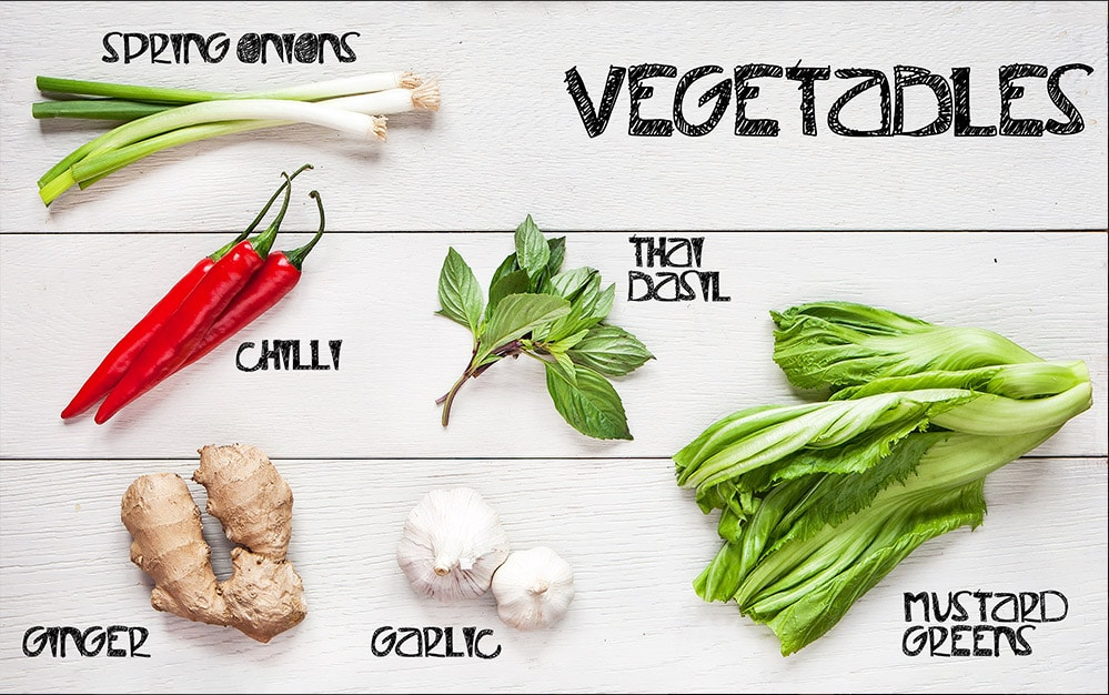 Vegetable chapter page