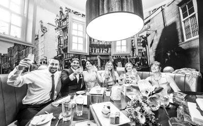 Wedding at Lothian Chambers Registrars Office