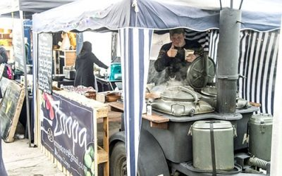 Pitt Street Food Market