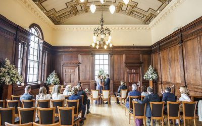 Lothian Chambers Prestonfield Hotel Wedding