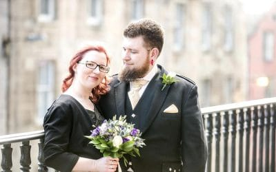 Lothian Chambers McIntyre Suite and Old Town Wedding