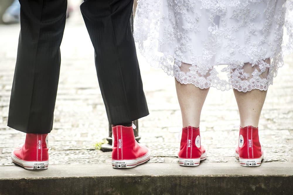 Lothian Chambers American Wedding