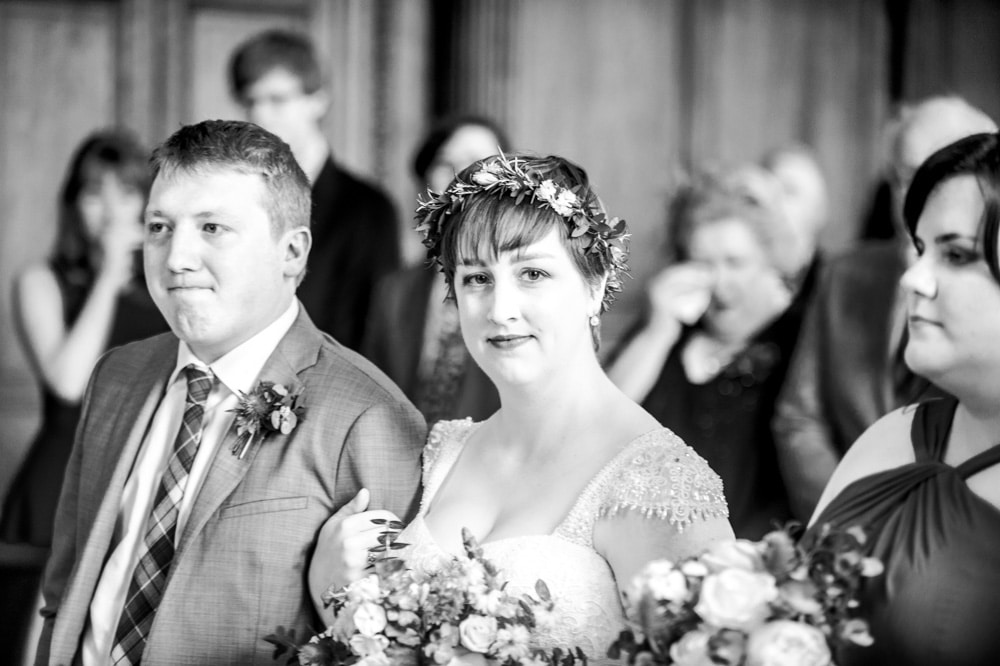 Lothian Chambers and Scotch Whisky Experience Wedding