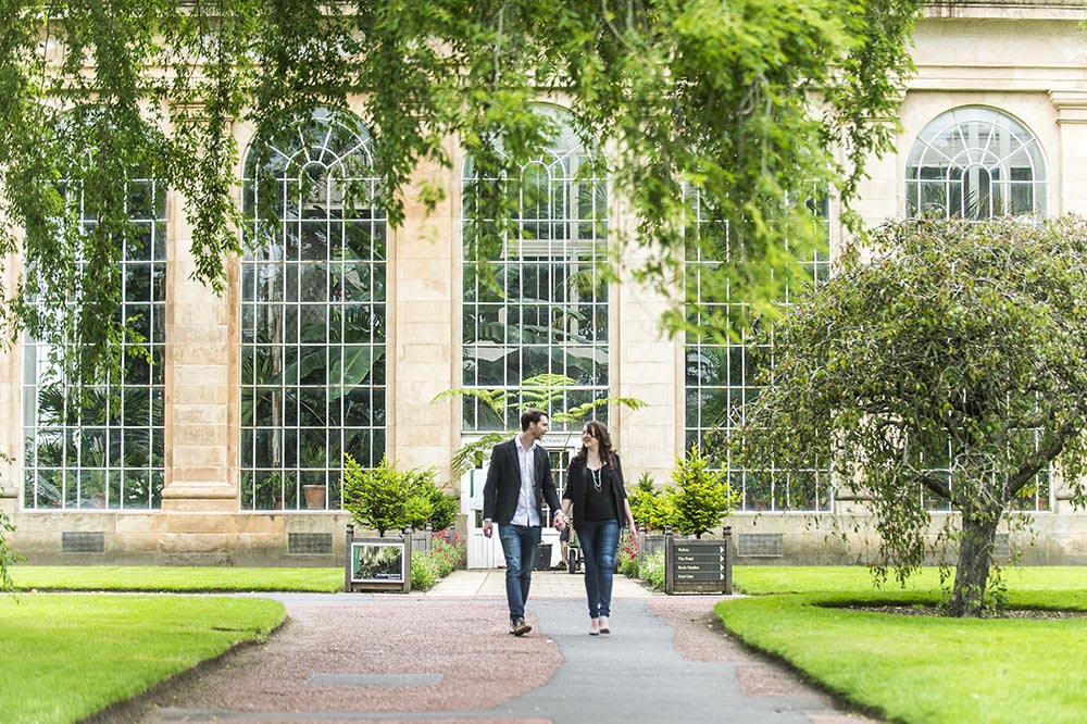 Royal Botanic Gardens Edinburgh Engagement