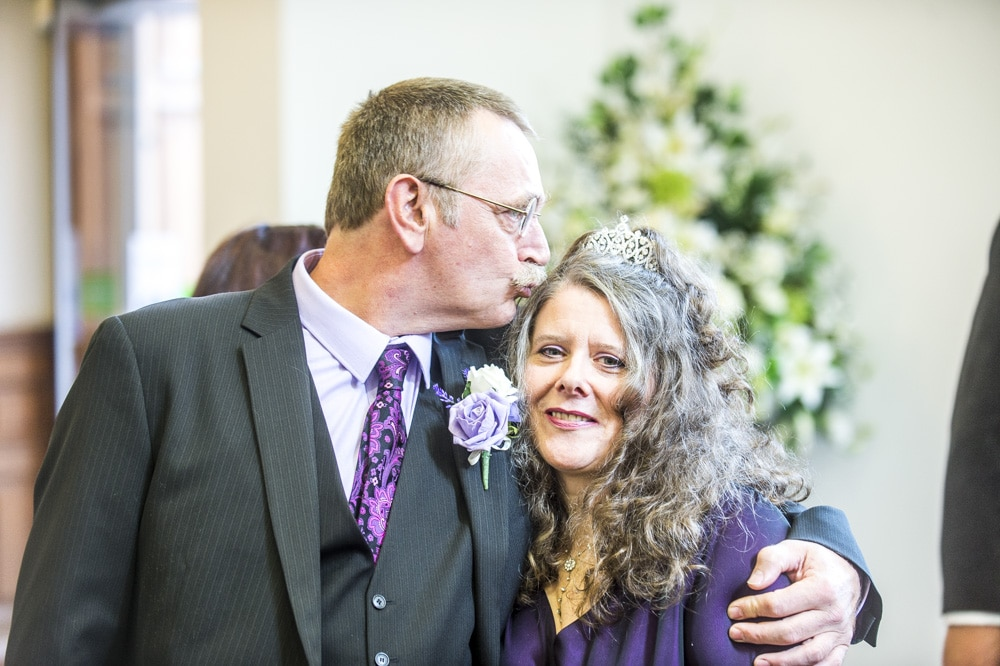 Lothian Chambers One Hour Wedding