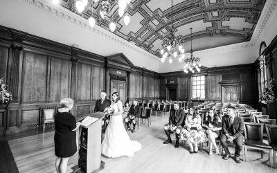 G&V Hotel Lothian Chambers Wedding