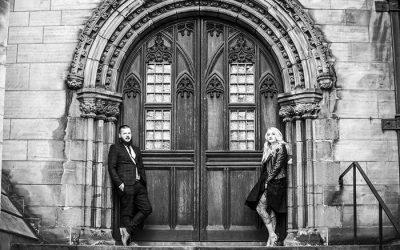 Lothian Chambers McIntyre Suite Frankenstein Wedding