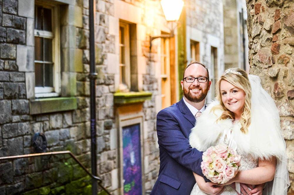 Lothian Chambers Apex International Wedding