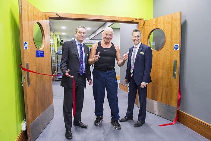 Bannantyne Gym Newcraighall opening