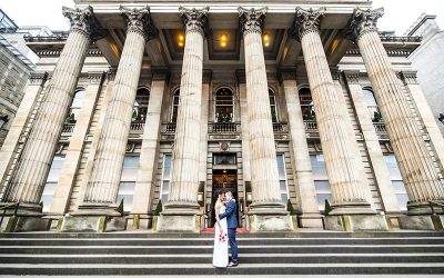 Lothian Chambers Dome Wedding