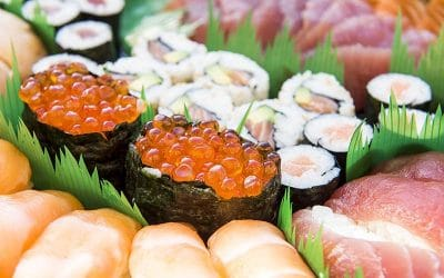 Sushi Daily at Waitrose – The best sushi in Edinburgh