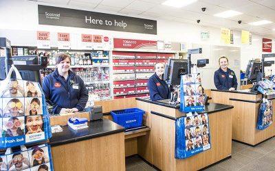 Scotmid Gorebridge Store Opening
