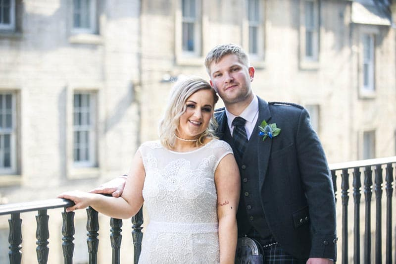 registry office wedding edinburgh