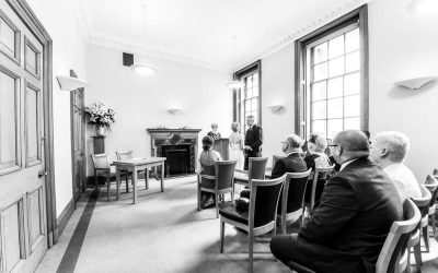 McIntyre Suite Wedding at Lothian Chambers