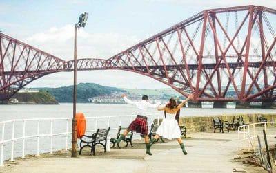 Surprise Tour of Edinburgh
