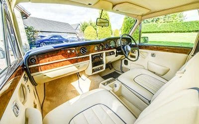 Rolls Royce Wraith III