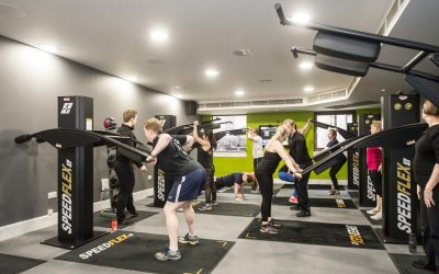 Bannantyne's Gym SpeedFlex Launch