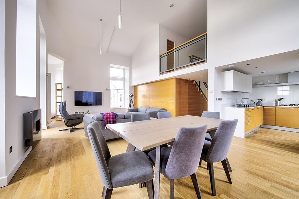 Simpson Loan Quartermile Airbnb Duplex