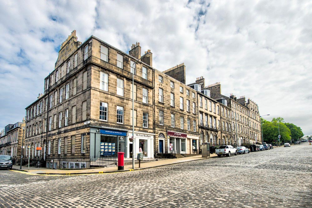 Airbnb Photography Edinburgh