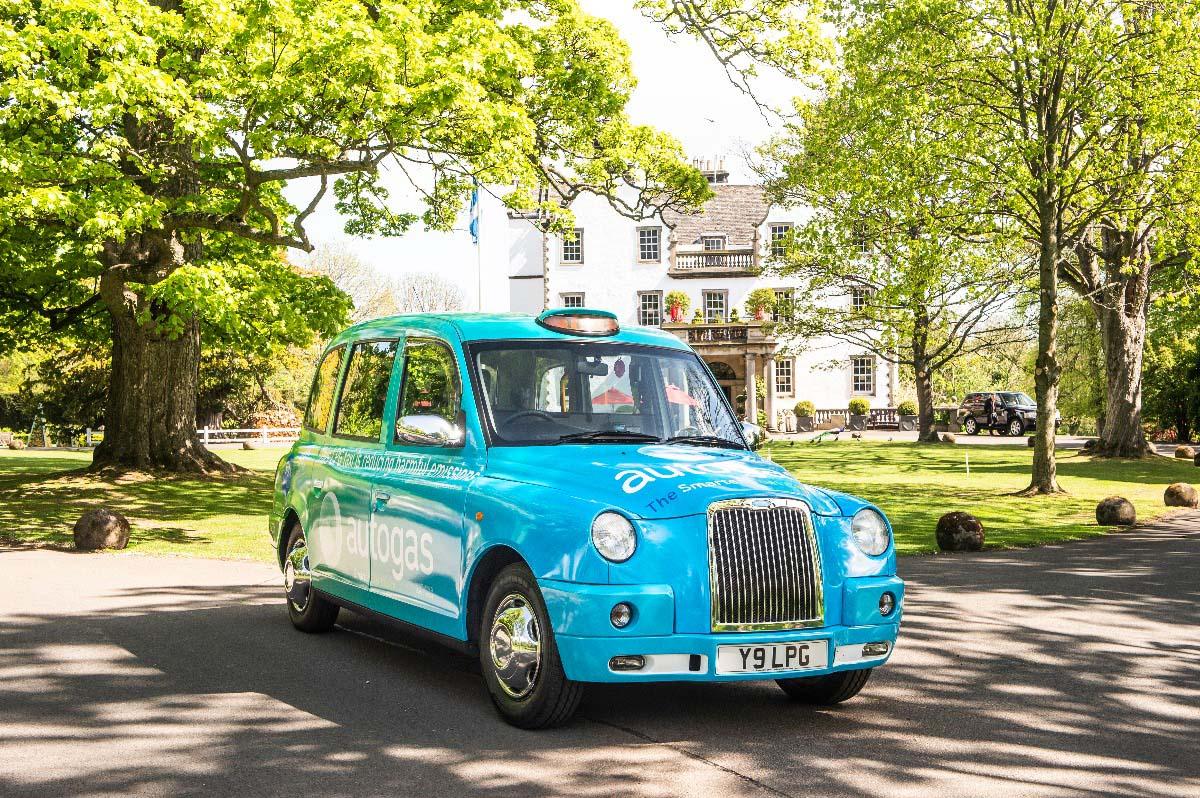 autogas lpg taxi