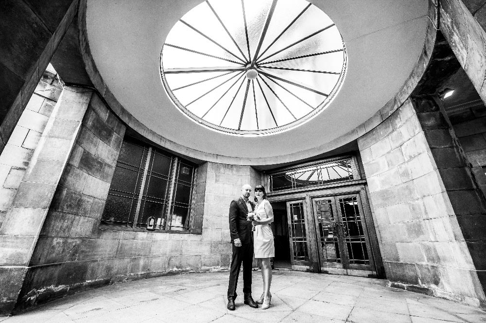 leith registars office wedding
