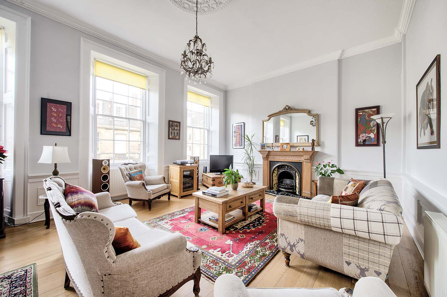 airbnb photographer edinburgh