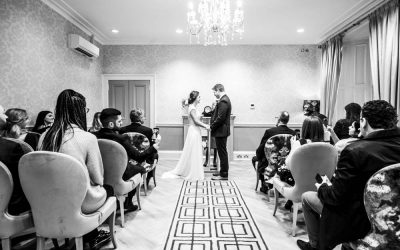 City Chambers Botanic Gardens Wedding