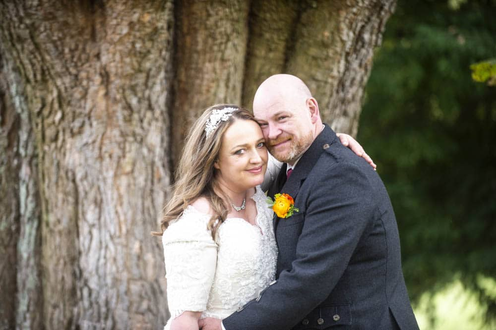 Prestonfield Wedding