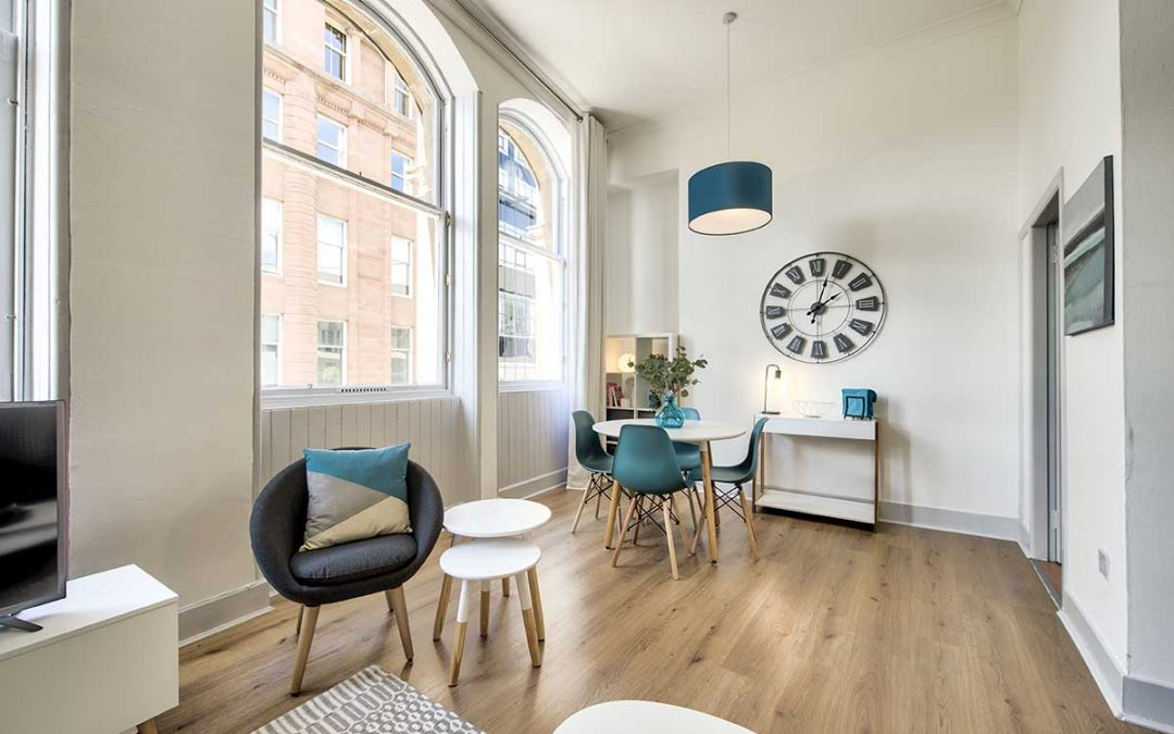 Ingram Street Airbnb Glasgow