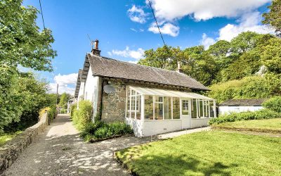 Rosemount Cottage Shandon Helensburgh