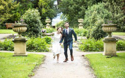 Leith Registrars Office Lauriston Castle Wedding