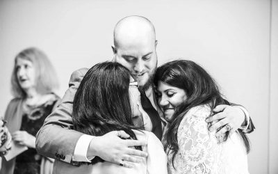 Leith Registrars Office Shore Wedding