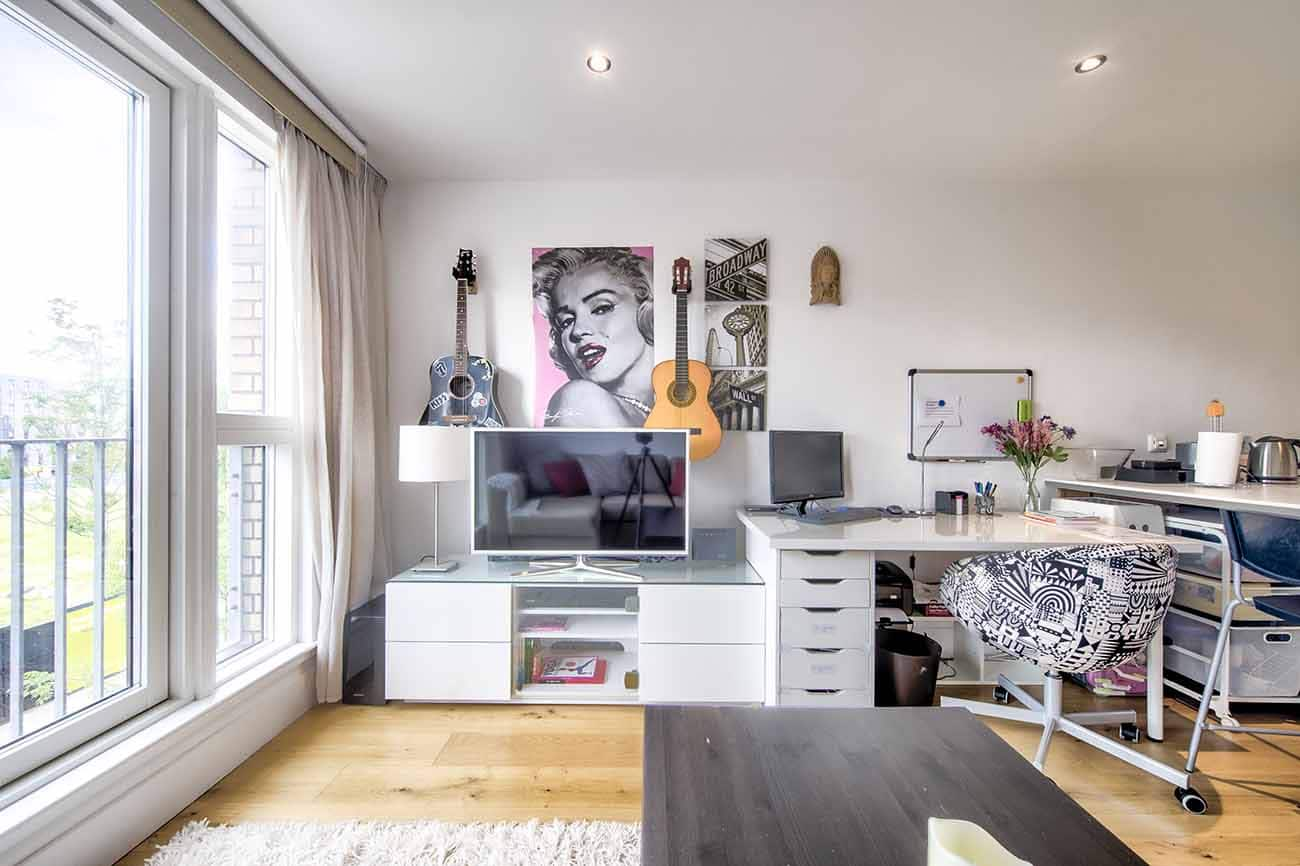 Melvin Walk Fountainbridge Airbnb