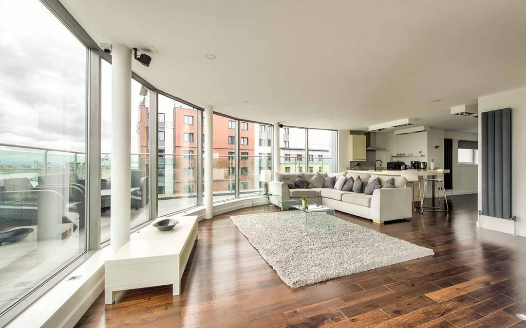 Glasgow Penthouse Airbnb
