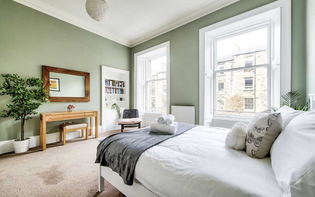 Lauriston Place Airbnb