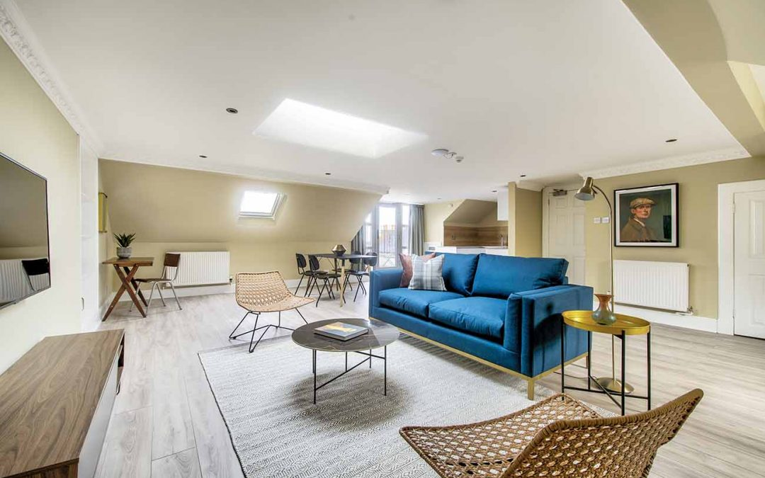 Royal Garden Apartments Edinburgh Sonder